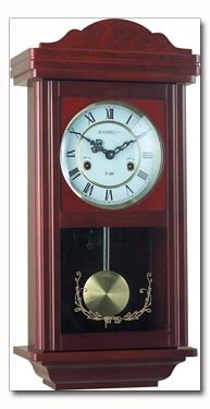 Brookwood by Kassel 31 Day Wood Wall Clock