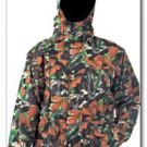 Childrens Camouflage Water Repellant Jacket with Elusions Design by Michael Collins - Size 14