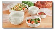 LaCuisineTM 18pc Microwave Cookware Set
