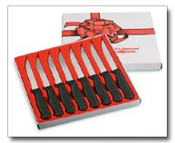 Chefs Secret 8pc Steak Knife Set