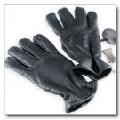 Giovanni Navarre Italian Stone Design Genuine Leather Gloves - Large