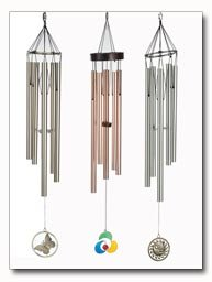 Wyndham House 3pc Wind Chime Set