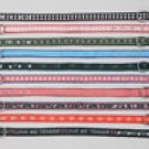 Club Fun 10pc Set Of Assorted Pet Collars