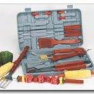Chefmaster 19pc BBQ Tool Set
