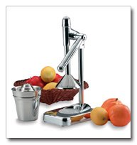 Maxam Stainless Steel Juicer