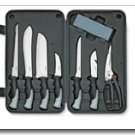 Maxam 9pc Sportsmans Cutlery Set