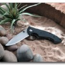 Maxam Honed Liner Lock Knife With Polymer Handle