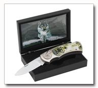 Maxam Wolf Lockback Knife