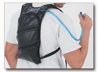 Embassy Genuine Leather Hydration Bag