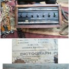 Vintage 1940's Dictograph Switchboard /Substation