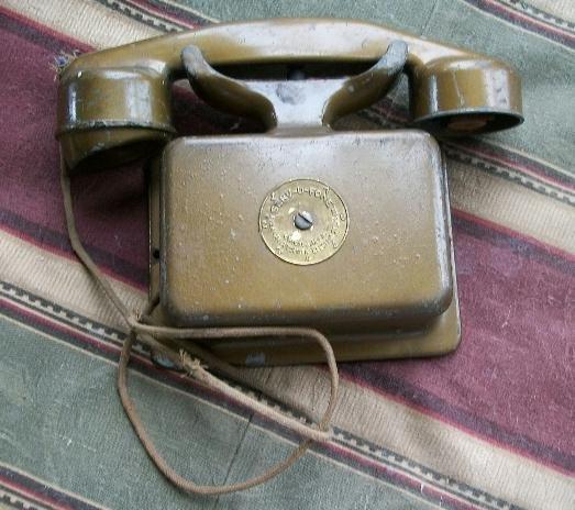 Vintage American Automatic Electric SERV_U_FONE Parts