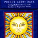Universal Waite Tarot Cards Rare Pocket Version Deck Sealed New!