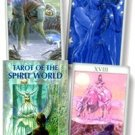 Tarot of the Spirit World HQ Card Deck With Booklet Sealed New!