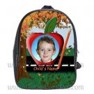 Personalized Fall Tree Backpack XLarge