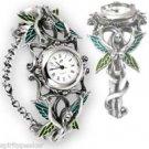 Fairy Watch Fairy Bracelet Fairies Bracelet Watch Pixie Fae Watch