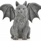 Gargoyle Cat Statue Gargoyle Winged Cat Statue Protection - Vampire Cat