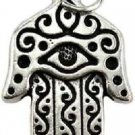 Hamsa Hand Amulet Protection against Evil Eye Gypsy Hamsa Hand Celtic Wicca