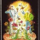 The Magic Grandfather JAY WILLIAMS hcdj 1979