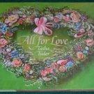 All for Love TASHA TUDOR original 1984 ed. HCDJ poems