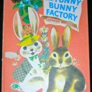 The Funny Bunny Factory ADAM GREEN Leo. Weisgard 1950