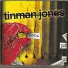 TINMAN JONES CD POETIC RELIGION Christian religion religious music album songs cd