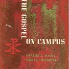 THE GOSPEL ON CAMPUS BOOK
