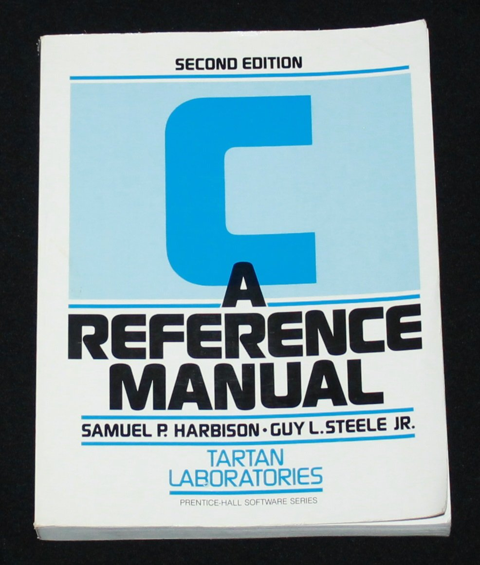 c reference manual by samuel p harbison computer c programming rh forgottenbooks ecrater com c reference manual chm harbison & steele ca reference manual