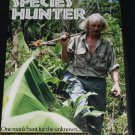 THE SPECIES HUNTER dvd documentary about nature dvd wild animals dvd new species found movie on dvd