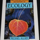 Concise Oxford Dictionary of Ecology ecosystem nature book Michael Allaby ecosystem ecological