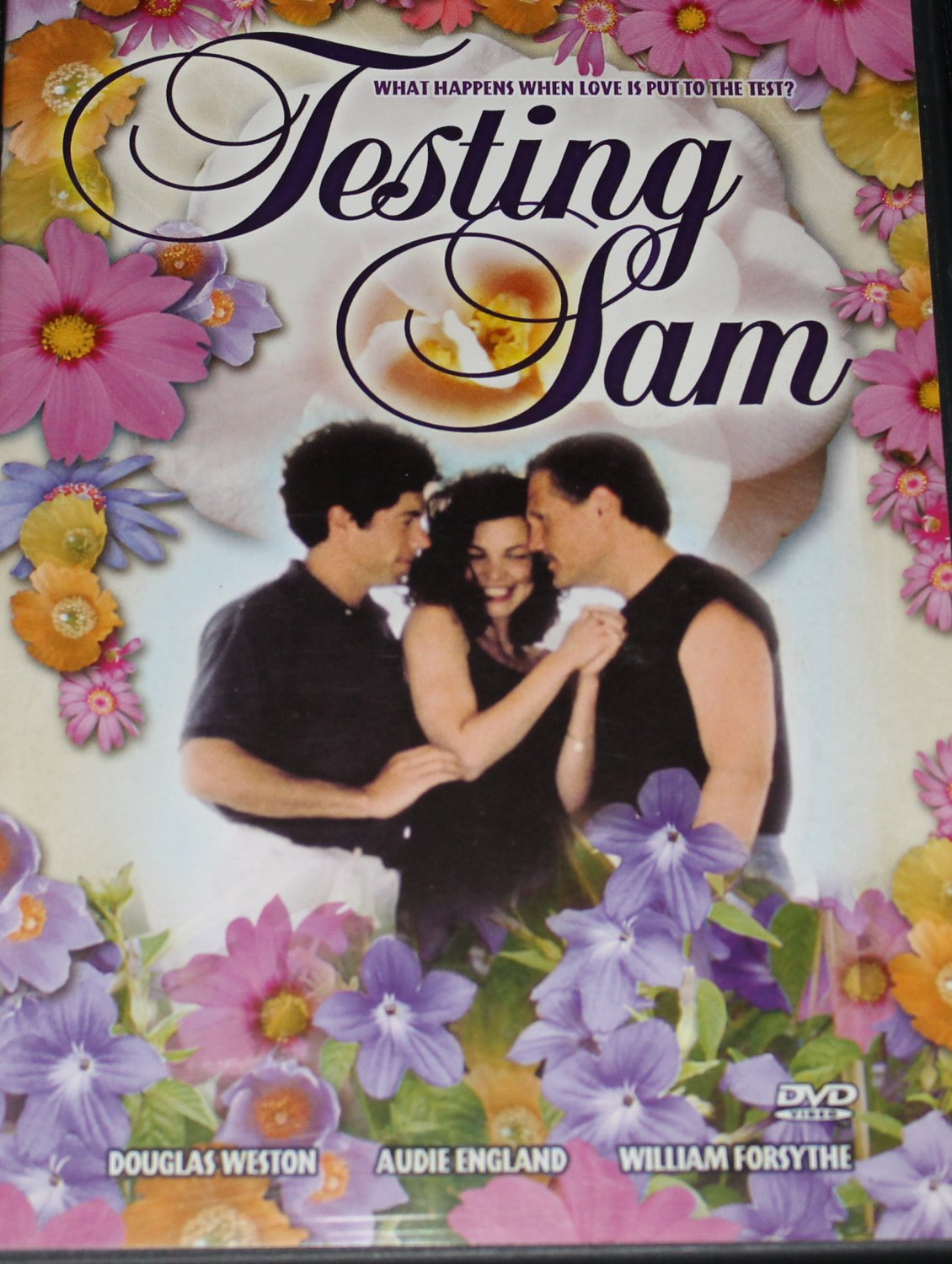 TESTING SAM DVD drama dvd romance love passion marriage romantic film on dvd movie