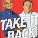 Take It Back James Carville Paul Begala politics political policy issues democrat republican book