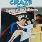 Superman Bulleteers DVD - Carton Craze Vol. 1 cartoon animation animated super man dvd