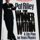 The Winner Within Pat Riley paperback book self-help motivation inspiration paperback book