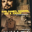 Mancow Dad Dames Demons and a Dwarf hardcover book
