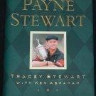Payne Stewart biography book golf bio sports biography hardcover sports book hardcover