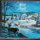 Silent Night CD Christmas holidays songs music celebration xmas x-mas music cheer music cd
