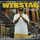 Webstar CD music web star old-school music teenage Harlem style music cd
