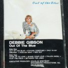 Debbie Gibson cassette Out of the Blue music album songs cassette tape