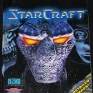 STARCRAFT PRIMA OFFICIAL STRATEGY GUIDE BOOK WITH MAPS video game manual Star Craft book
