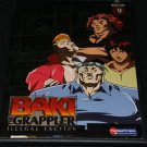 Baki Grappler dvd Illegal Tactics Japanese anime manga DVD anime movie cartoon animated anime dvd