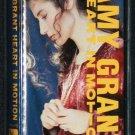 Amy Grant Heart in Motion music album cassette tape