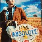KD Lange - Absolute album songs music cassette tape