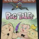 Pig Tales Cartoon The Faulty Falcon C'Mon Now Try DVD animated animation dvd movie