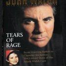 John Walsh Tears of Rage true crime book murder case hardcover book