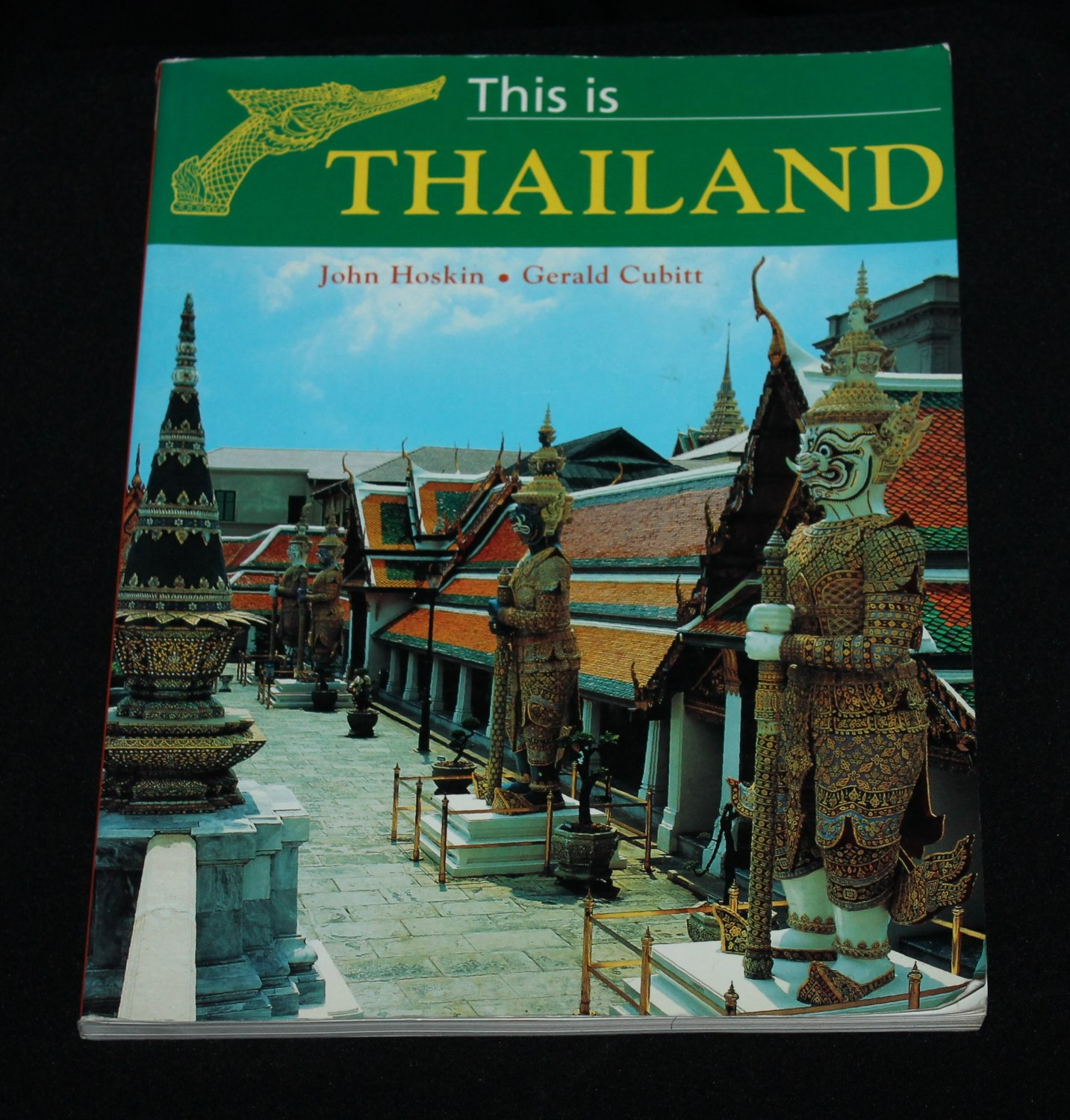 This Is Thailand Coffee Table Book History And Culture Color Pictures