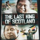 The Last King of Scotland Widescreen DVD movie film Forest Whitaker dvd