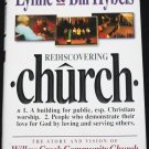 Rediscovering Church - religion Christian church book religious spiritual Christianity book