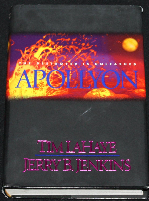 Apollyon - book by Tim LaHaye Berry Jenkins - - appolion appolyon appolion appolyon book