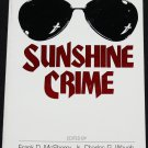 Sunshine Crime Murder and Mahem in Dixie - murder mystery book McSherry Waugh Greenberg