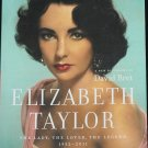 Liz Taylor book The Lady The Lover The Legend movie star celebrity fame book